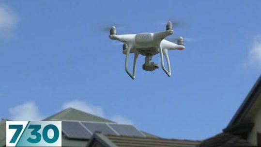 Crackdown on drone use | 7.30 - ABC News Australia