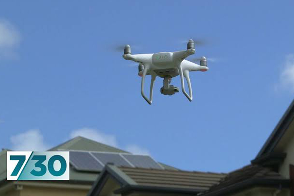 Crackdown on drone use | 7.30 - ABC News Australia